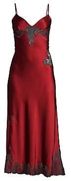 Natori Women's Josie Lolita Silk Gown