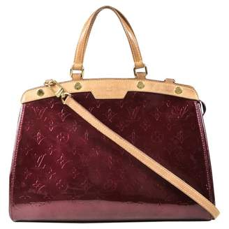 Louis Vuitton Patent Leather Shoulder Bag