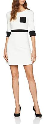 French Connection Women's's Gabrielle Jersey LS PKT DressSize: