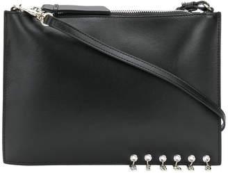 Versus studded clutch bag