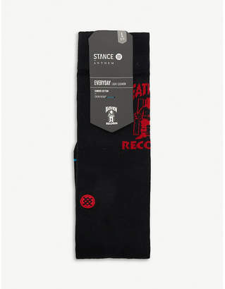 Stance Anthem Death Row combed cotton socks