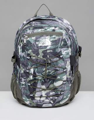 The North Face Borealis Classic Backpack 29 Litres in Tropical Camo/Green
