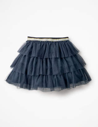 Boden Tiered Tulle Skirt