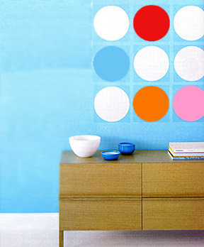 Blik Clearance - Mod Circles Wall Decal