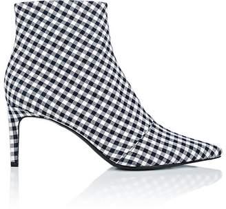 Rag & Bone Women's Beha Gingham Ankle Boots