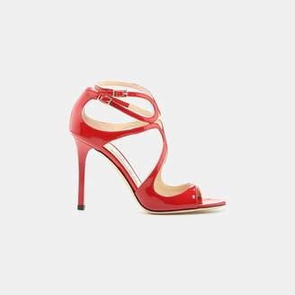 Jimmy Choo Lang in Patent Leather
