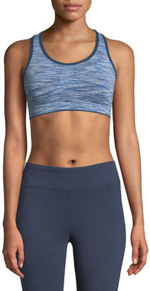 Marc NY Performance Seamless Space-Dye Sports Bra