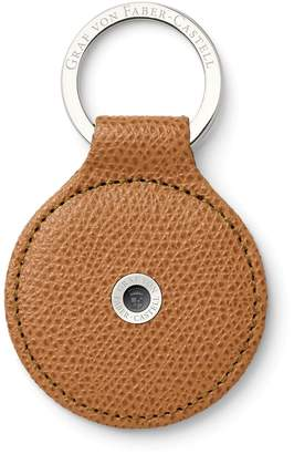 Faber-Castell Graf Von Leather Keyring