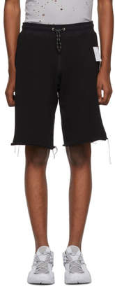 Satisfy Black Jogger Shorts