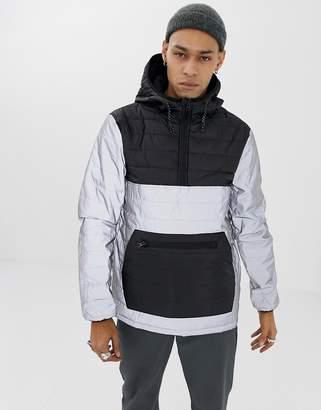 Element Alder Overhead Jacket In Reflective