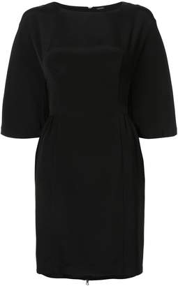 ADAM by Adam Lippes bell-sleeve mini dress
