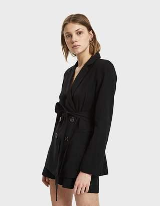 Farrow Mallory Linen Suit Set