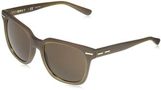 DKNY Women's Acetate Woman Square Sunglasses