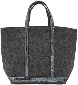 Vanessa Bruno Medium+ leather cabas tote bag