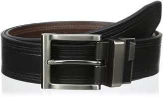Levi's Men's 38 mm Layered Reversible Belt