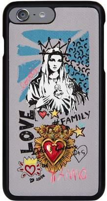 Dolce & Gabbana Love Mural iPhone 7/8 Plus Case
