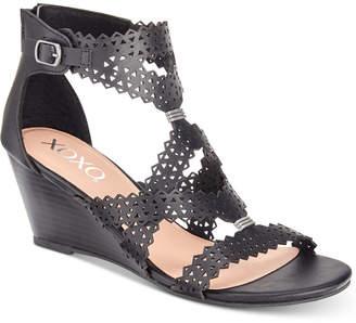 XOXO Satisha Wedge Sandals