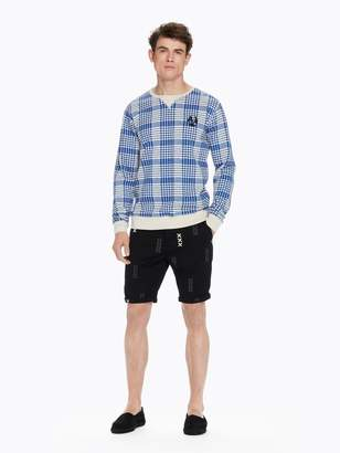 Scotch & Soda Printed Chino Shorts