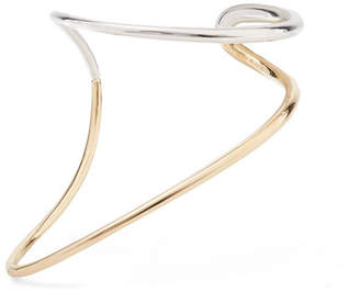 Charlotte Chesnais Ivy Gold Vermeil And Silver Bracelet - one size