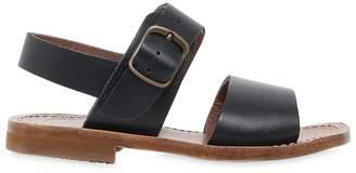 Pépé Leather Sandals