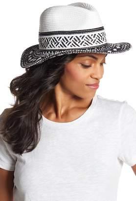 Steve Madden Perfect Day Panama Hat