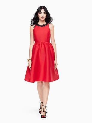 Kate Spade Poppy embellished dress