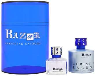 Christian Lacroix Bazar Pour Homme by for Men 2 Piece Set Includes: 1.7 oz Eau de Toilette Spray + 6.6 oz All Over Shampoo