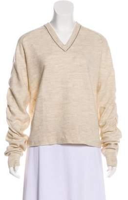 Celine Wool Oversize Sweater