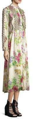 DODO BAR OR Toto Floral-Print Dress