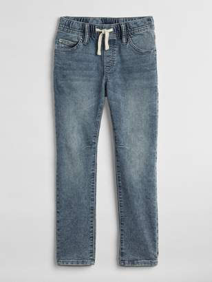 Gap Superdenim Pull-On Slim Jeans with Fantastiflex