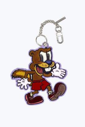 Marc Jacobs Squirrely the Squirrel Chenille Bag Charm