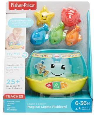 Fisher-Price Laugh N Learn Magical Lights Fishbowl