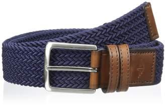 Dockers 35mm Stretch Fabric Braided Belt