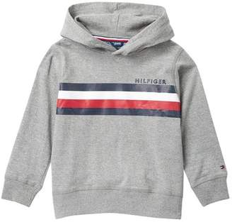 Tommy Hilfiger Signature Stripe Pullover Sweater (Little Boys)