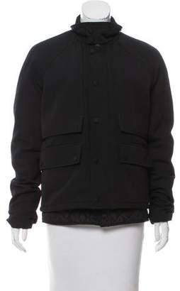 Givenchy Woven Short Coat