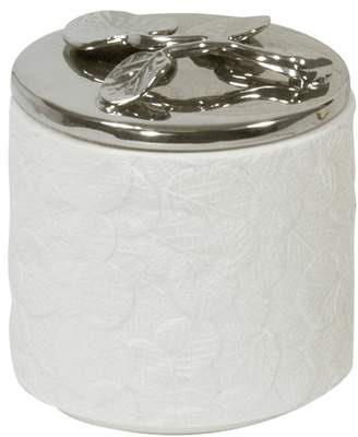 Michael Aram Botanical Leaf Porcelain Jar