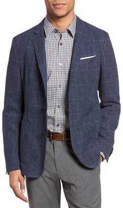 Men's Boss Nold Trim Fit Unconstructed Wool Blend Sport Coat $645 thestylecure.com