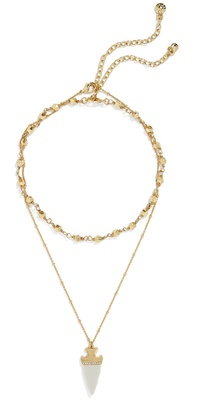 Anetta Layered Choker $36 thestylecure.com
