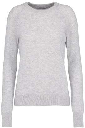 Equipment Sloane Crew Neck Sweater in Light Heather Grey