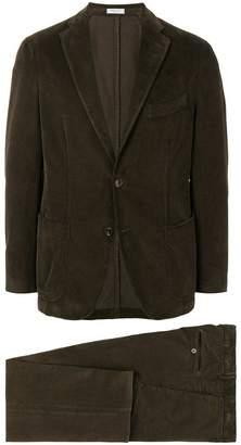 Boglioli corduroy suit