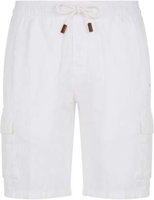 Vilebrequin Baie Linen Bermuda Shorts