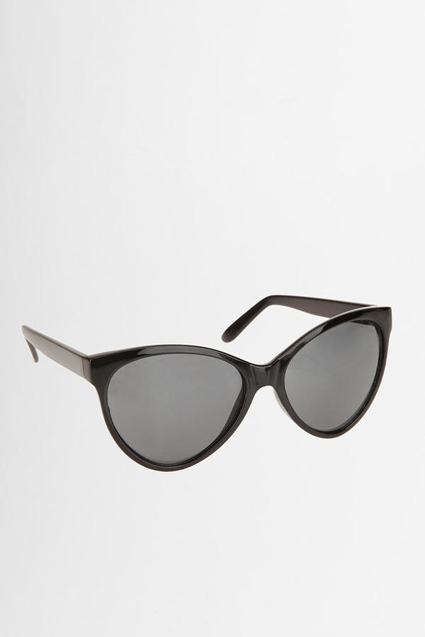 Damsel Cat-Eye Sunglasses