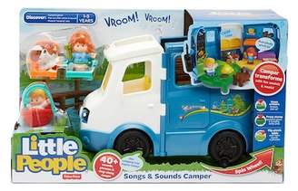 Fisher-Price Little People Vacation Camper