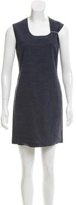 Calvin Klein Collection Scoop Neck Shift Dress w/ Tags