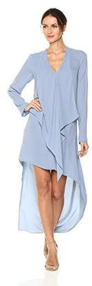 BCBGMAXAZRIA Azria Women's Kyndal Asymmetrical Dress