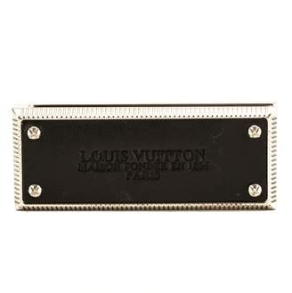 Louis Vuitton Silver Metal Money Clip (3938009)