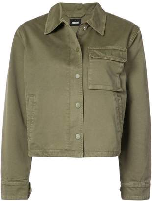 Hudson classic fitted jacket