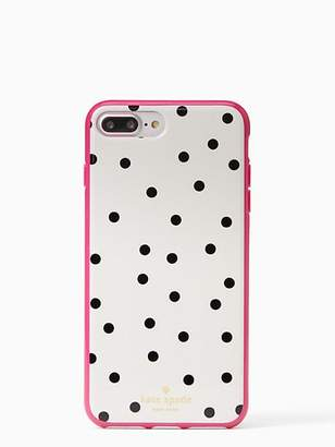 Kate Spade Dancing dot iPhone 7 & 8 plus case