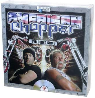 American Chopper DVD Board Game by Pressman Toy