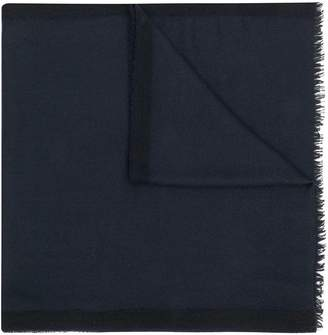 Lanvin fringed scarf
